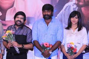 Kavan Press Meet Stills | Vijay Sethupathi, Madonna Sebastian, T. Rajendar