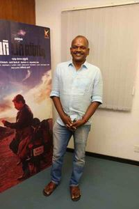 Power Paandi Press Meet Stills | Director Velraj