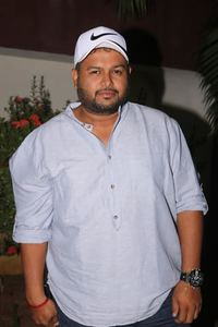 Yaar Ivan Movie Press Meet Stills | Music Director Thaman