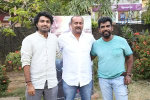 Yaar Ivan Movie Press Meet Stills | Kannal Kannan, Director T. Satya
