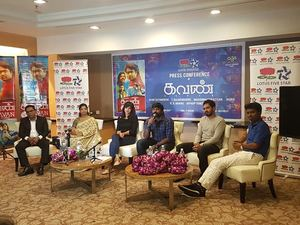 Kavan Malaysia Press Meet Stills