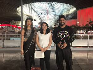 Duvvada Jagannadham/DJ Movie Shooting Spot Stills | Allu Arjun, Pooja Hegde