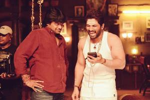 Duvvada Jagannadham/DJ Movie Shooting Spot Stills | Harish Shankar, Allu Arjun