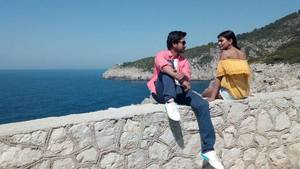 Raj Tarun, Hebah Patel Stills From Andhagaadu Telugu Movie