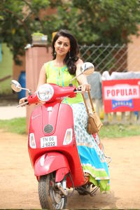 Nikki Galrani Stills From Neruppuda