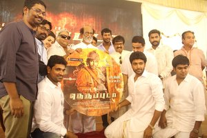 Neruppuda Movie Audio Launch Stills