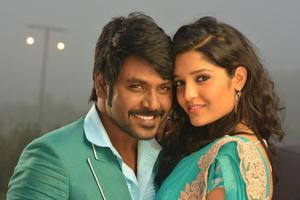 Raghava Lawrence, Ritika Singh Stills From Sivalinga
