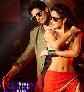Sidharth Malhotra and Katrina Kaif in Baar Baar Dekho