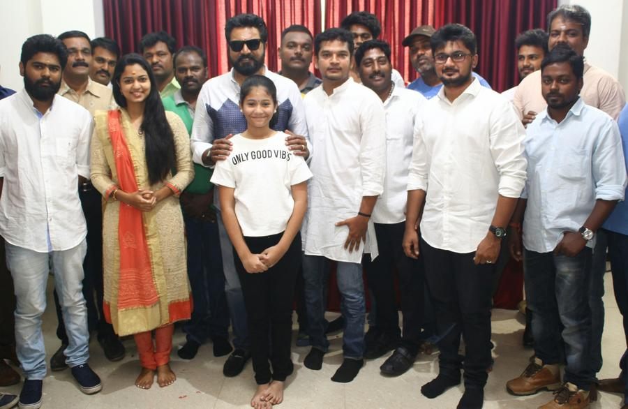 Chennaiyil Oru Naal 2 Movie Launch Stills