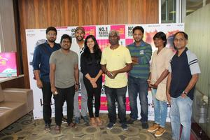 Padai Veeran single track audio launch stills
