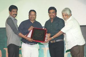 Harris Jayaraj, Bala at Vanamagan Audio Launch