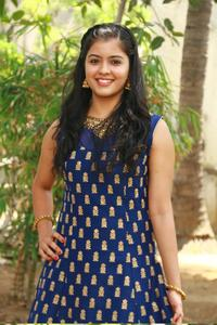 Amritha at Padai Veeran Audio Launch