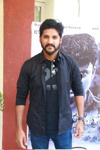 Vijay Yesudas at Padai Veeran Audio Launch