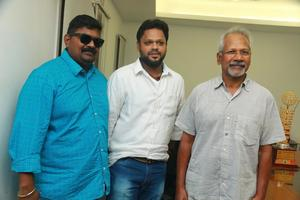 Mani Ratnam, Mysskin, Director Dhana at Padai Veeran Audio Launch
