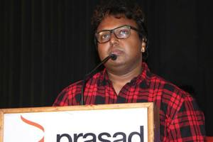 D Imman At Saravanan Irukka Bayamaen Press Meet