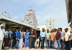 Sasikumar's new project with Director Muthaiah started today