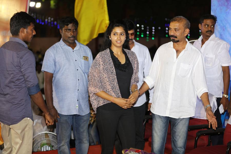 Tanya Ravichandran at Brindhaavanam Koppai Cricket Tournament Final Match Event Photos