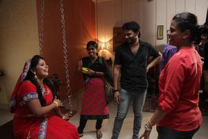 Checkout the stills of Tamil movie Maanik starring Makapa Anand, Suza Kumar and many others.