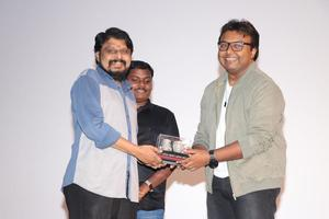 Checkout the Gemini Ganeshanum Suruli Raajanum Audio Launch stills. The event was attended by Actors Adharvaa, Regina Cassandra, Sathayaraj, Nassar, Aaditi S Pohankar, Nivetha Pethuraj, Music Director Imman and many others.