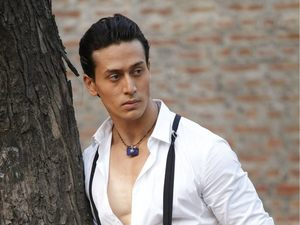 Tiger Shroff still