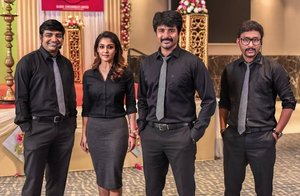 Velaikaran tamil movie stills