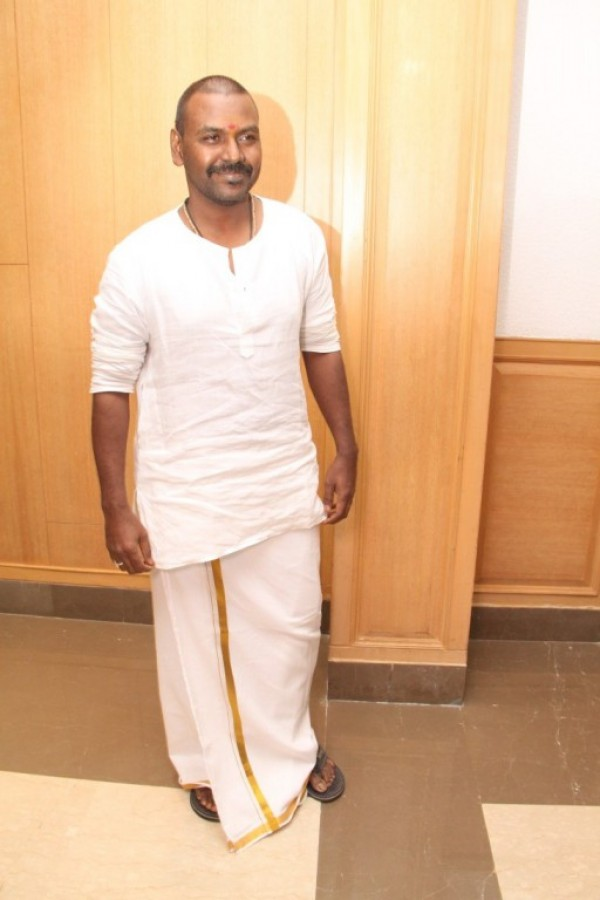 Raghava Lawrence again with his horror comedy
