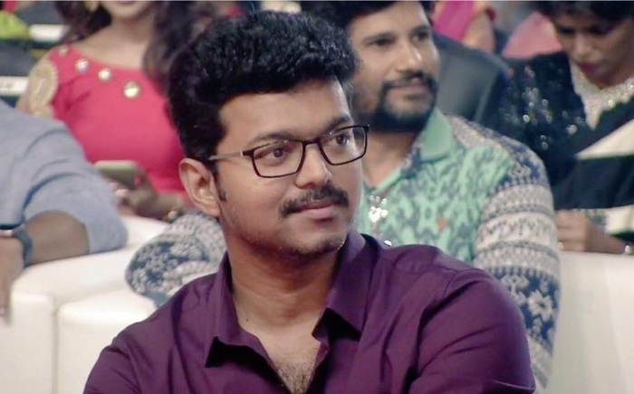 Actor Vijay's character in his next movie