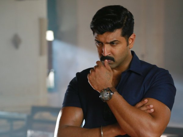 Arun Vijay joins in the biggest releases of 2018