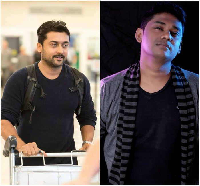 Suriya join hands with Vikram Vedha music composer