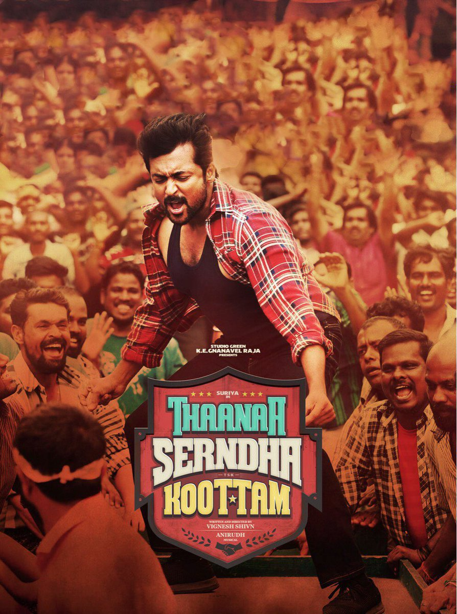 Thana Serndha Kootam shoot will resume on