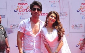 Sushant Singh and Jacqueline, off to Israel