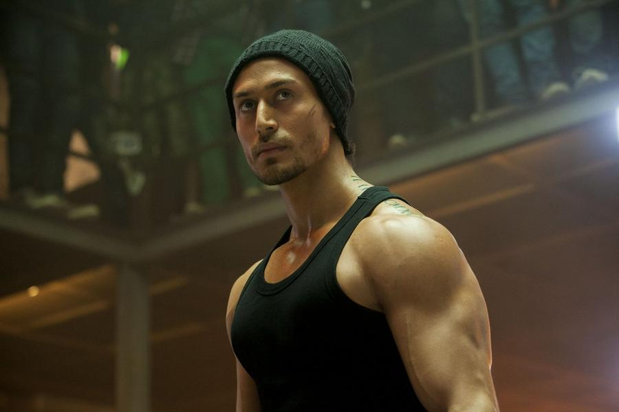 Tiger Shroff becomes dad in Baaghi 2