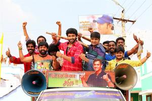 I am a Dhoni fan says Vikram Prabhu