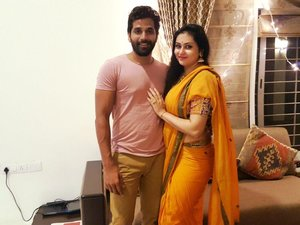 Actress Namitha getting married to her friend