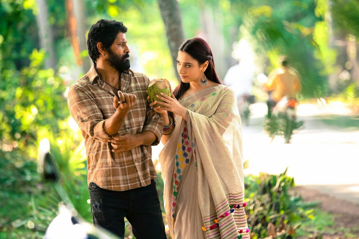 Tamannah dubbing is over for 'Sketch'