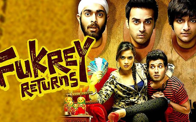 CBFC certifies Fukrey Returns with U/A