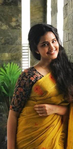 Actress AnupamaParameswaran latest stills.