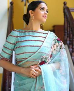 Actress Bhavana latest stills.