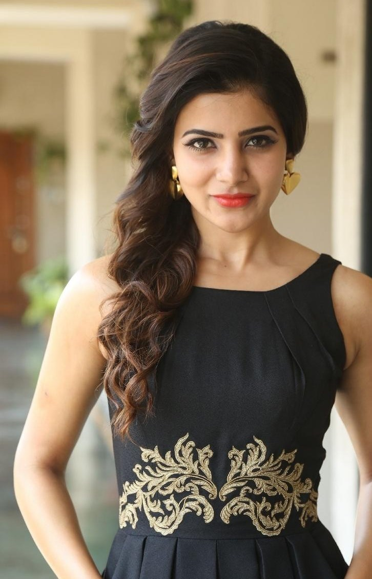 actress samantha latest stills