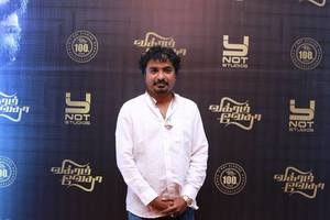 Vikram Vedha 100 Days Success Celebration stills.