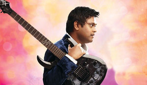 Harris Jayaraj is composing music for Napoleon's biggest hit