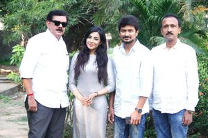 Udhayanidhi's new attempt in his upcoming Nim