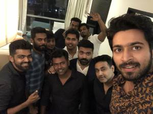 STR Birthday celebration Photos.