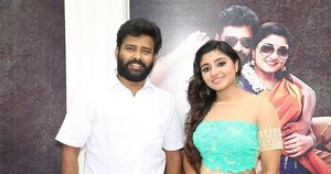 Kalavani Mappillai Movie Pooja Stills.