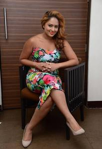 Nikesha Patel new stills.