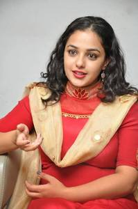 Actress Nithya Menon latest stills
