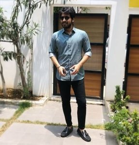 Latest pictures of Harish Kalyan.
