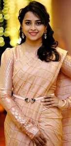 Sri Divya Recent Images.