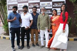 Traffic Ramasamy Press Meet photos.