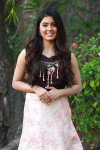 Actress Amritha Aiyer Lovely Pics.